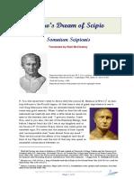 Scipio's Dream + Macrobius' Comment