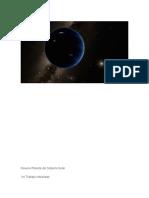 Noveno Planeta Del Sistema Solar