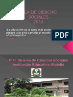 Area de Ciencias Socialesprest
