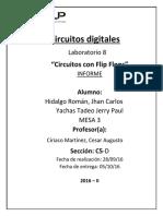 INFORME_circuitos Con Flip Flops