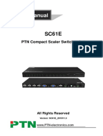 Ptn User Manual Sc61e_2015v1.3