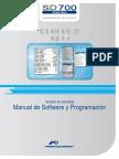 Manual de Software y Programación SW2026