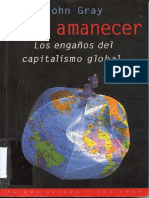 Gray%2C John N. - Falso Amanecer Los Engaños Del Capitalismo Global