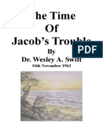 The Time of Jacob's Trouble by Wesley Swift