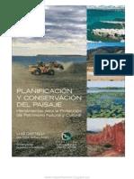 Planificación y Conservación Del Paisaje