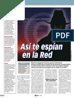 Espías en La Red