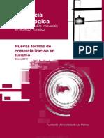 Vigilancia Tecnológica Observatorio Sobre Innovación en El Sector Turístico