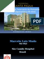 Mielopatia Cervical NO IDOSO Santa Paula2016