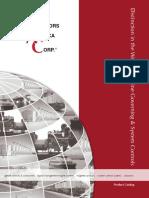 Catalogo de partes GCA