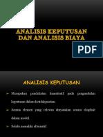 Kuliah ke-5 ANALISIS KEPUTUSAN dan ANALISIS BIAYA.pptx.pdf