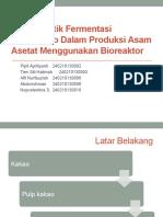 Praktikum Bioproses