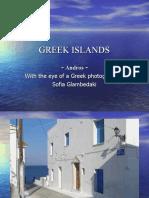 Greek Islands - Andros