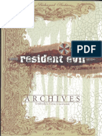 Resident Evil - Archives BradyGames Official Guidebook