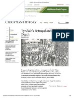 Tyndale's Betrayal and Death _ Christian History