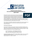 Education Law Center C4E Testimony 2016-17