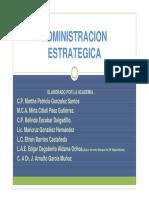 Administración Proceso Gerencial