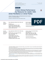 2016 ACCAHA Clinical Performance