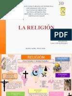 La Religion- Cs Sociales