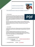 Historia JuFra Zacatecas
