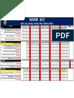 Kalendar HEM 2016