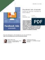 Facebook Ads Avanzado