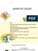 Narative Essay