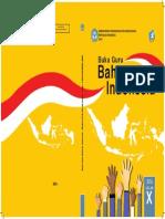 Kelas X Bahasa Indonesia BG Cover