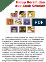 powerpoin PHBS