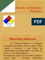 Clasificacion de Materiales Peligrosos - OnU 32870