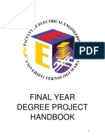10. FYP Handbook PDF