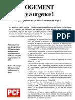 Tract Logement Palaiseau 2010