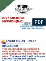 1-17 Microbe Mission