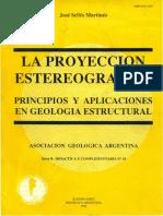 Proyeccion Estereografica