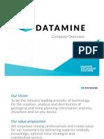 Datamine Corporate