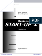 Business Start Up Level1 False Beginner Workbook