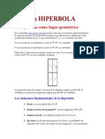 La Hiperbola