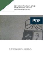 Folio Sejarah tahun 5