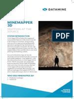 MineMapper_Datasheet