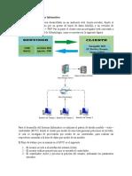 Arquitectura de un Sistema Informático MVC