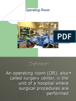 Operating Room
