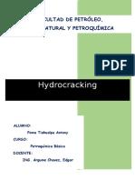 Hidrocraqueo Del Gas Oíl