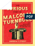 The Curious Story of Malcolm Turnbull by Andrew P. Street (excerpt)
