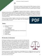 Herencia (Derecho) - Wikipedia, La Enciclopedia Libre
