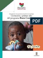 2. Gestacion y PrimeranoprogramaBuenComienzo. 2014