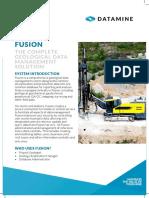 Fusion Datasheet
