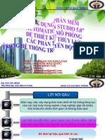 [CHUYÊN ĐỀ] - Huong Dan Su Dung Phan Mem Automation Studio