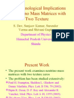 Phenomenological Implications of Neutrino Mass Matrices with texture zeros