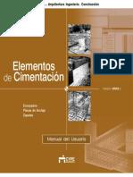 14 - Elementos de Fundação - Manual Do Usuário