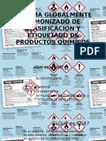 Sistema Globalmente Armonizado de Clasificacion y Etiquetado de 32870