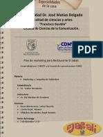 plandemarketingrestauranteeljabal10-140104115507-phpapp01